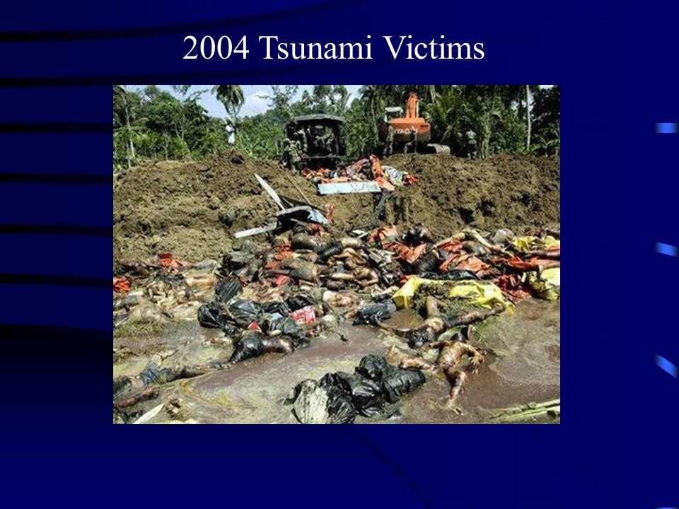 2004 Tsunami Victims