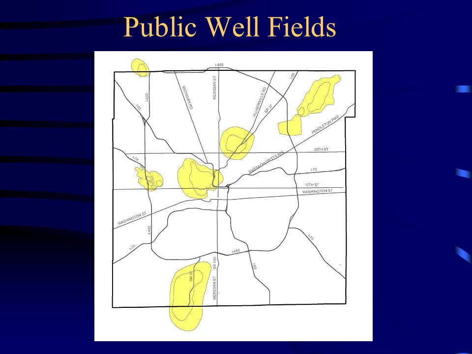 Public Well Fields