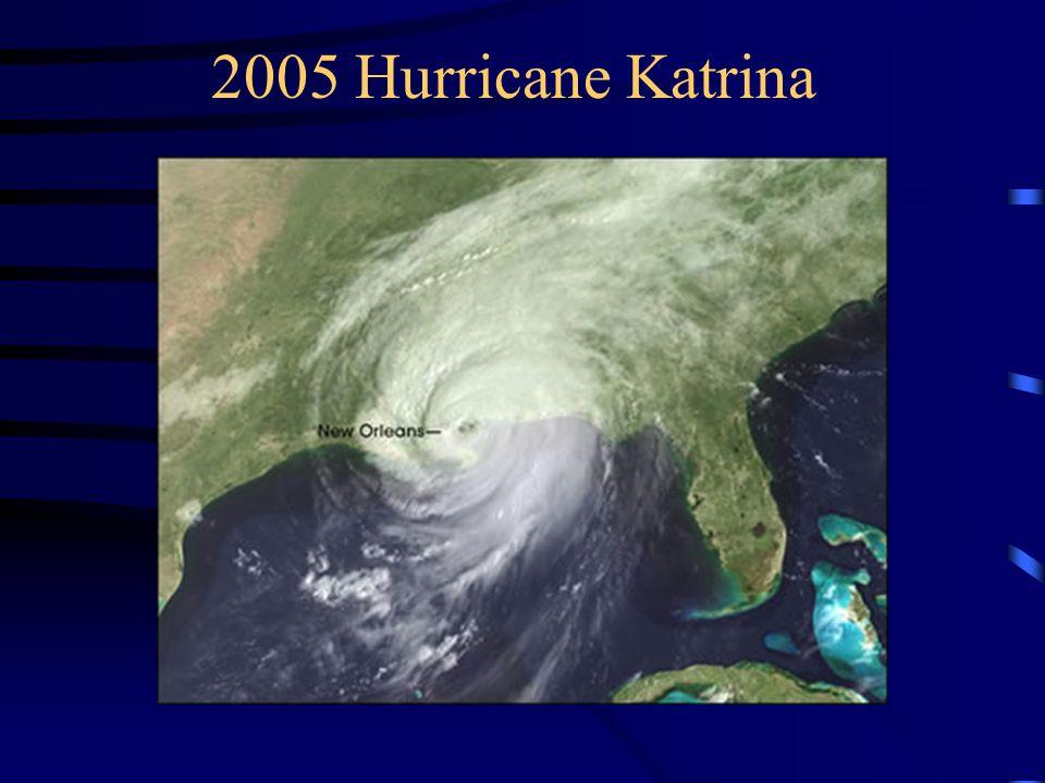 2005 Hurricane Katrina