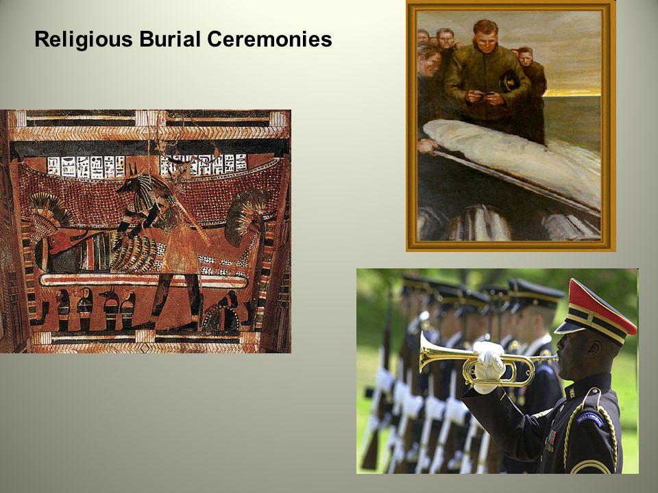 Religious Burial Ceremonies