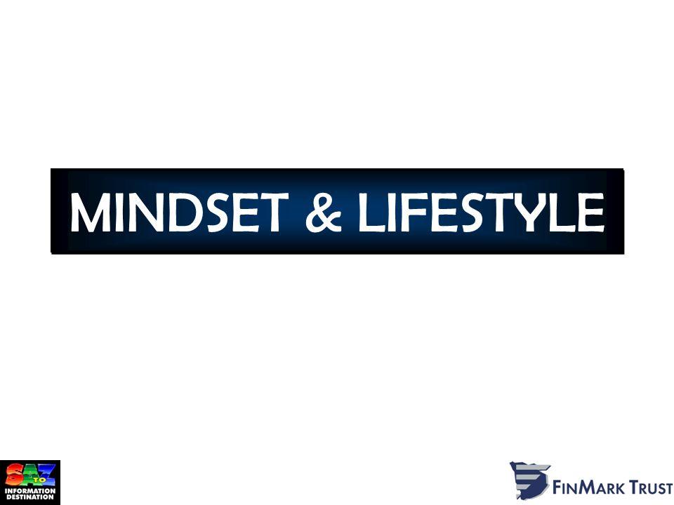 MINDSET & LIFESTYLE