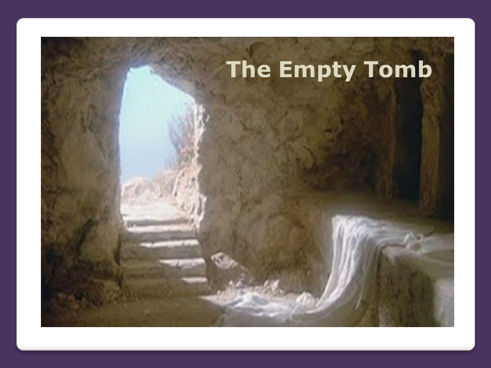 The Death, Burial and Resurrection of Christ  Cornerstone of Christianity.