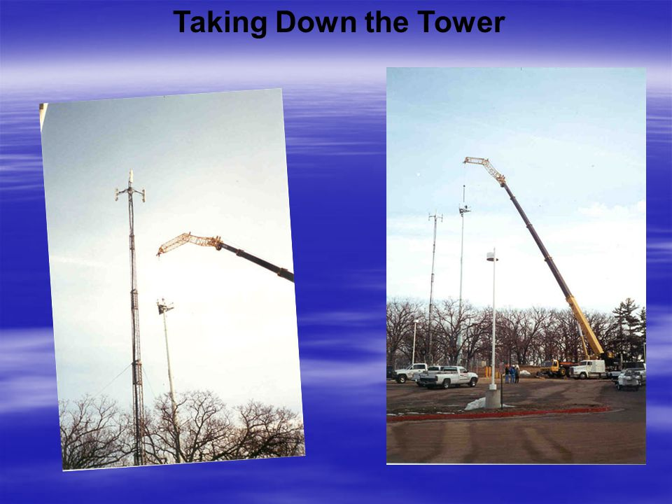 Taking Down the Tower