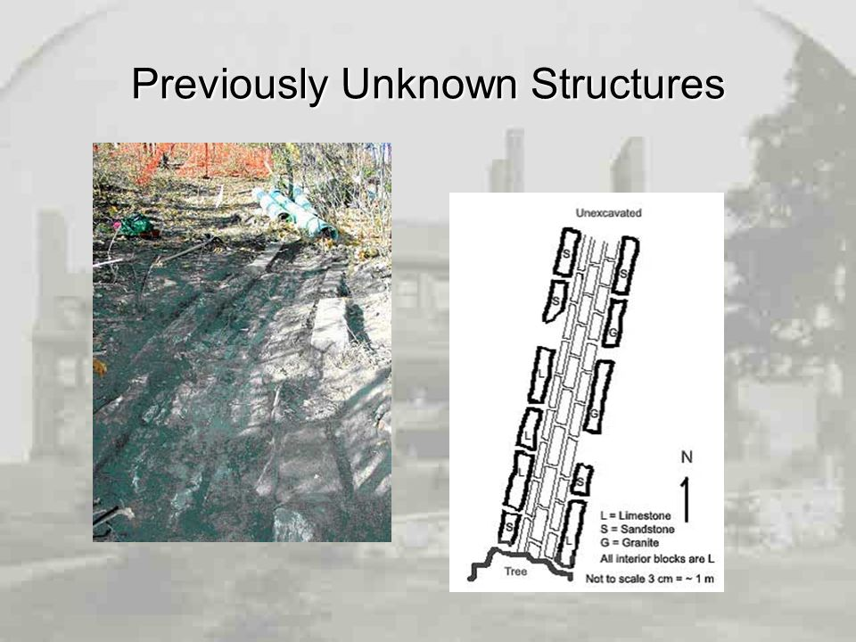 Previously Unknown Structures