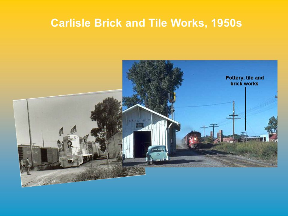 Carlisle Brick and Tile Works, 1950s