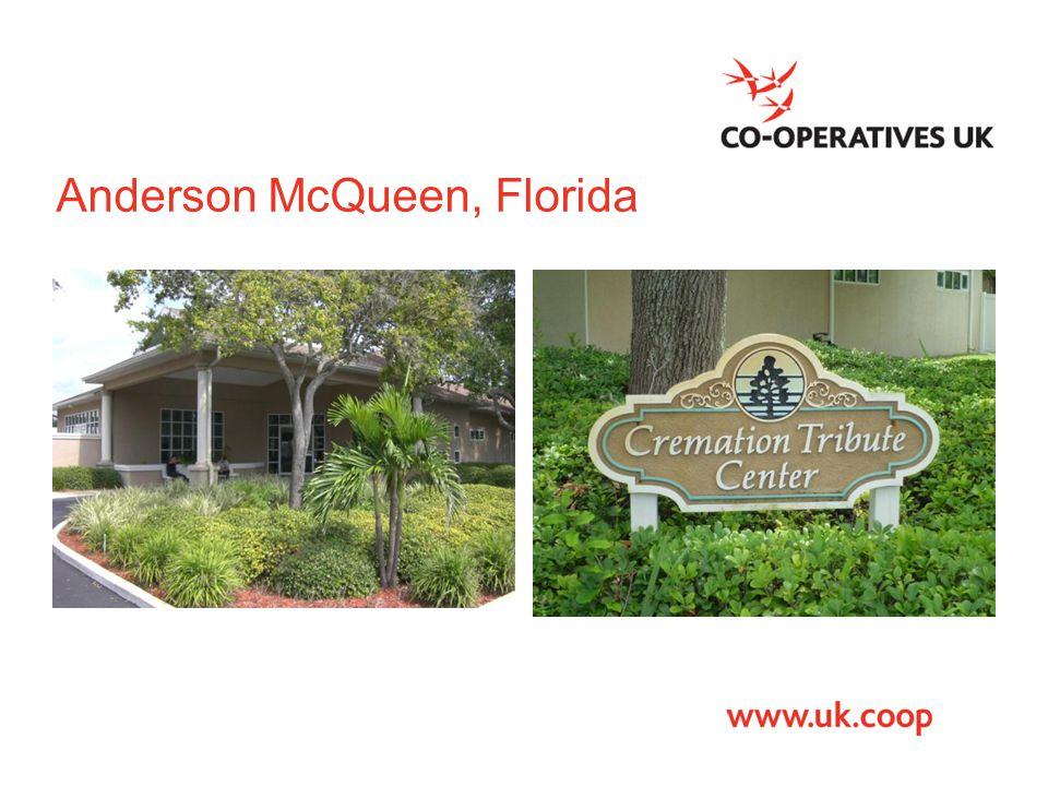Anderson McQueen, Florida