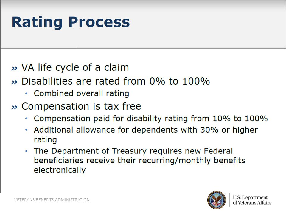 VETERANS BENEFITS ADMINISTRATION Fully Developed Claim If you need time to gather evidence for your FDC claim, you can get started by locking in an effective date with an Informal Claim.