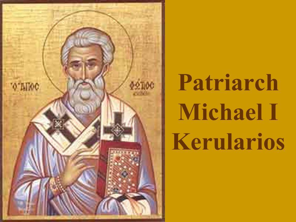 Patriarch Michael I Kerularios