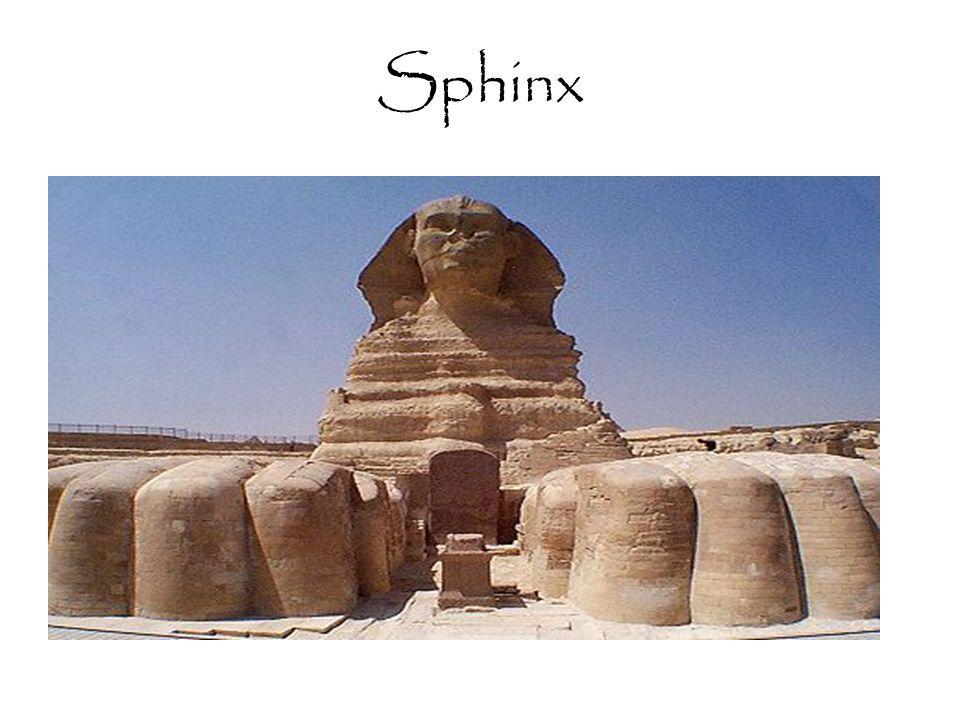 Pyramid of Menkaure Son of Khafra Smallest of the three pyramids Last pharaoh to be buried at Giza