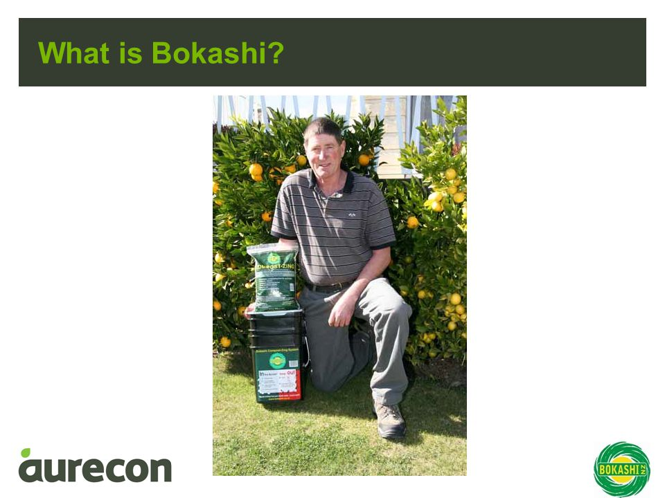 What is Bokashi