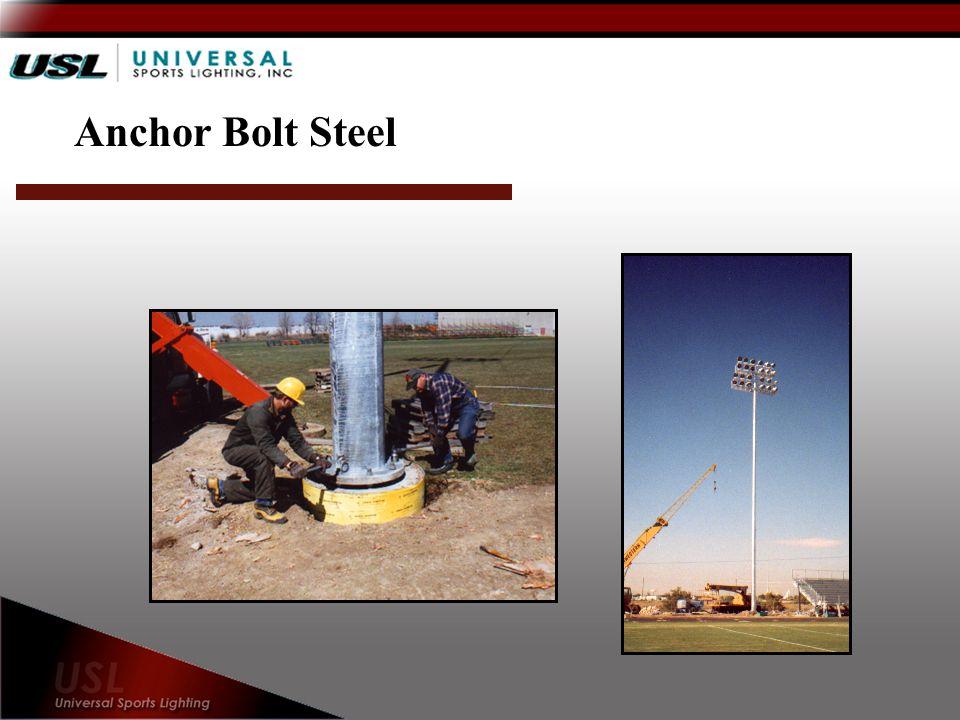 Anchor Bolt Steel