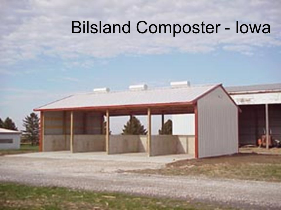Bilsland Composter - Iowa