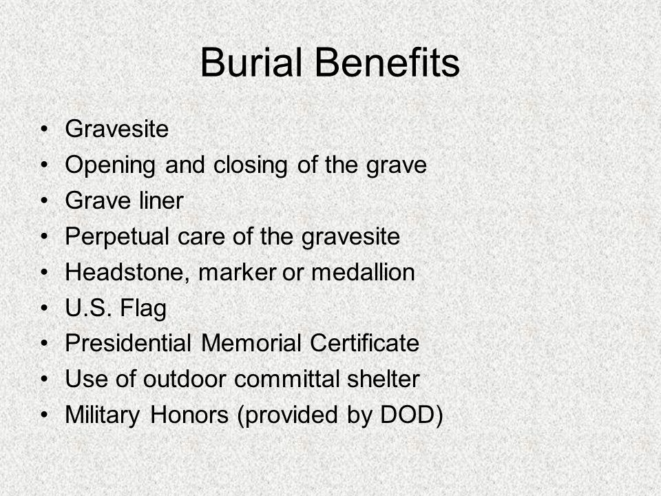 National Shrine Commitment An initiative to maintain the appearance of VA cemeteries in a manner befitting their status as National Shrines