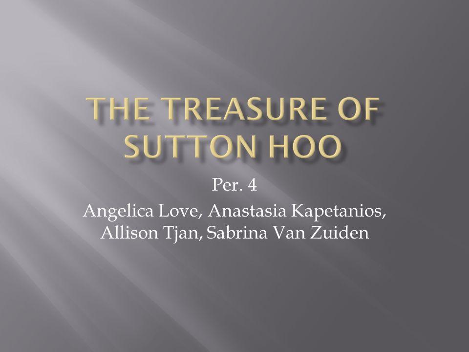 Per. 4 Angelica Love, Anastasia Kapetanios, Allison Tjan, Sabrina Van Zuiden
