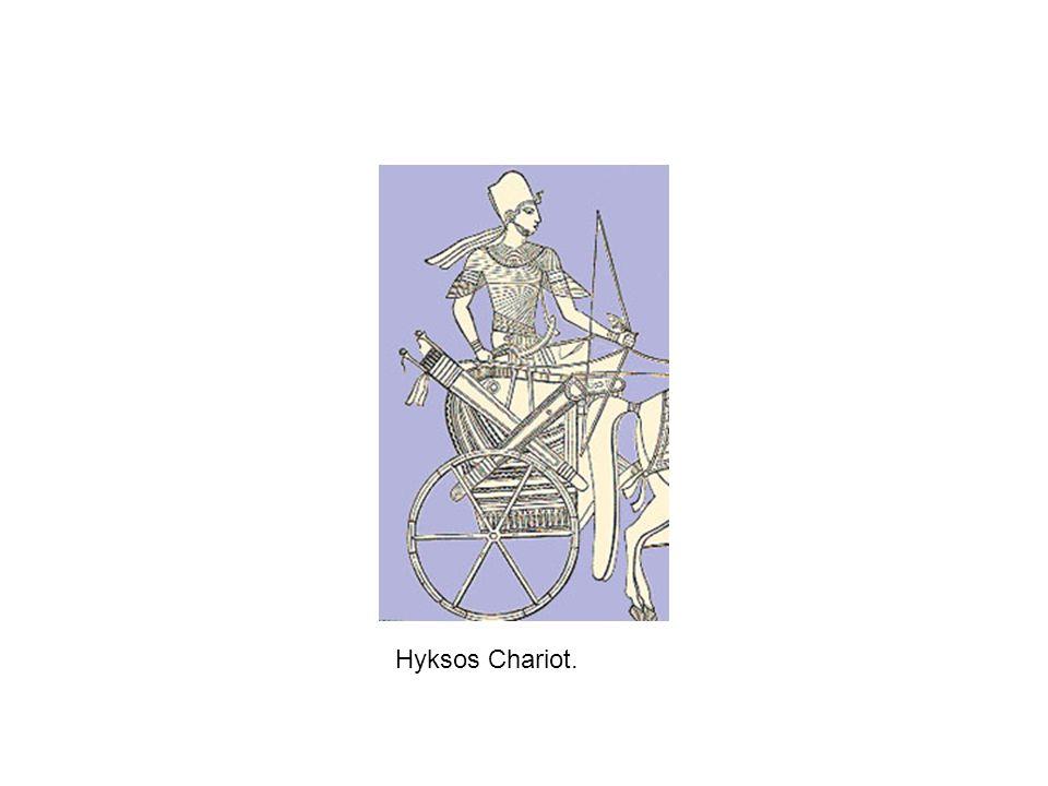 Hyksos Chariot.