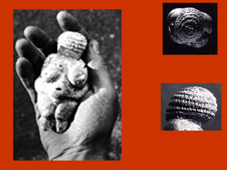 Woman of Willendorf 24,000-22,000 Bce
