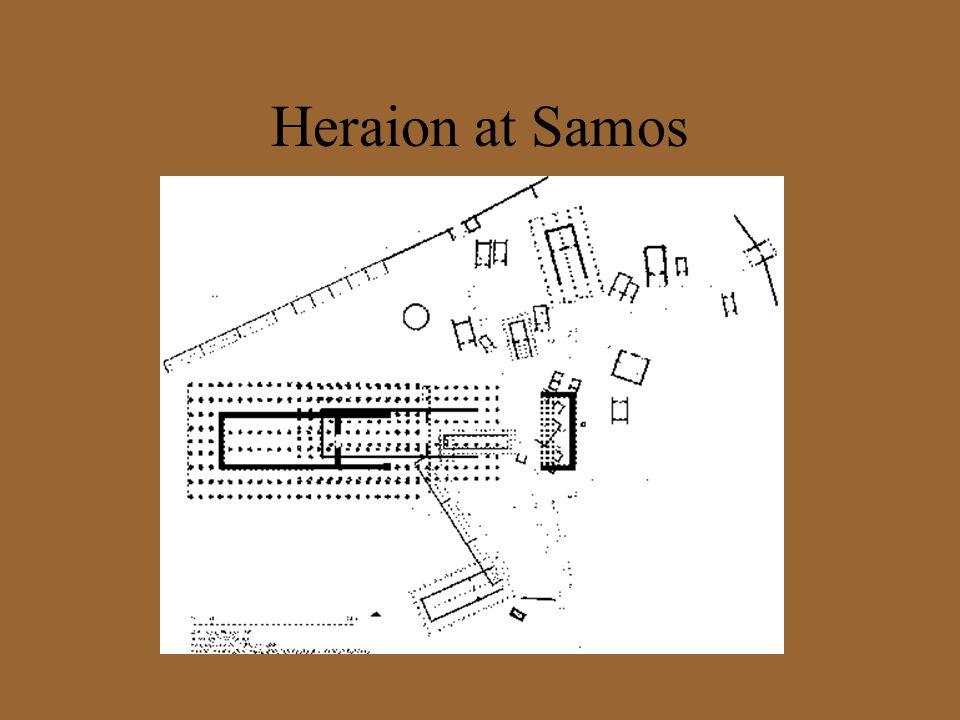 Heraion at Samos