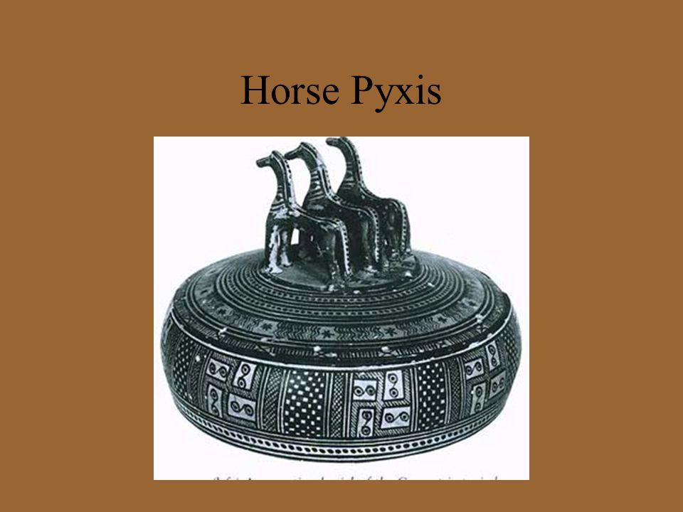 Horse Pyxis