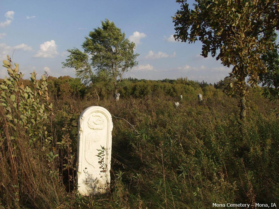Mitchell County Pioneer Cemetery Restoration Project SECOND To the extent possible To the extent possible we want to copy the data we want to copy the