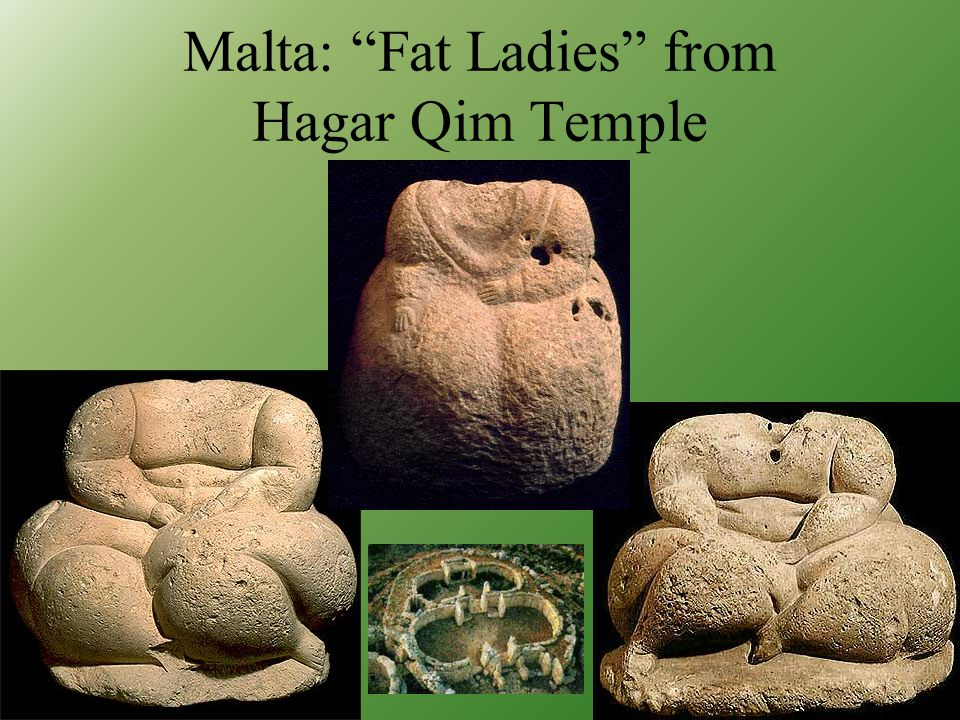 Malta: Hagar Qim Temple