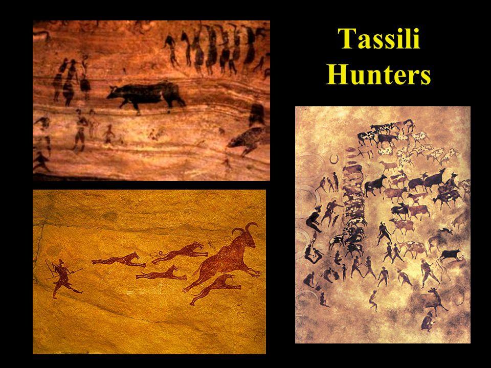 Tassili Animals