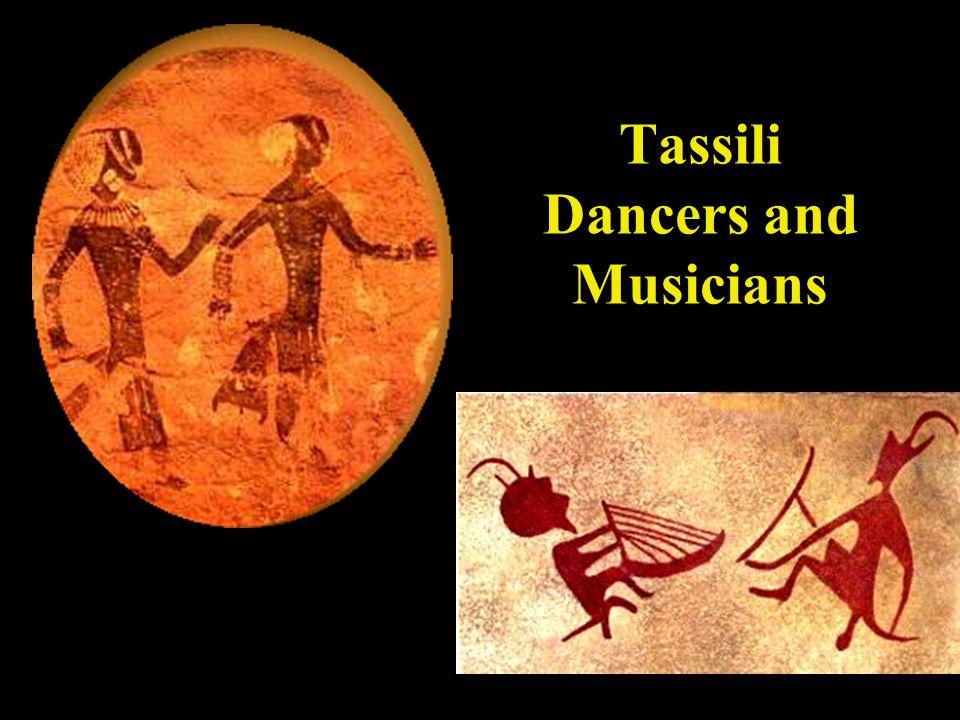 Tassili Hunters