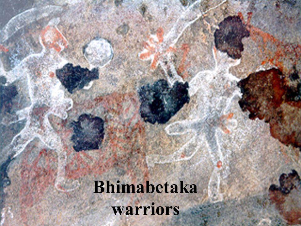 Bhimabetaka hunters