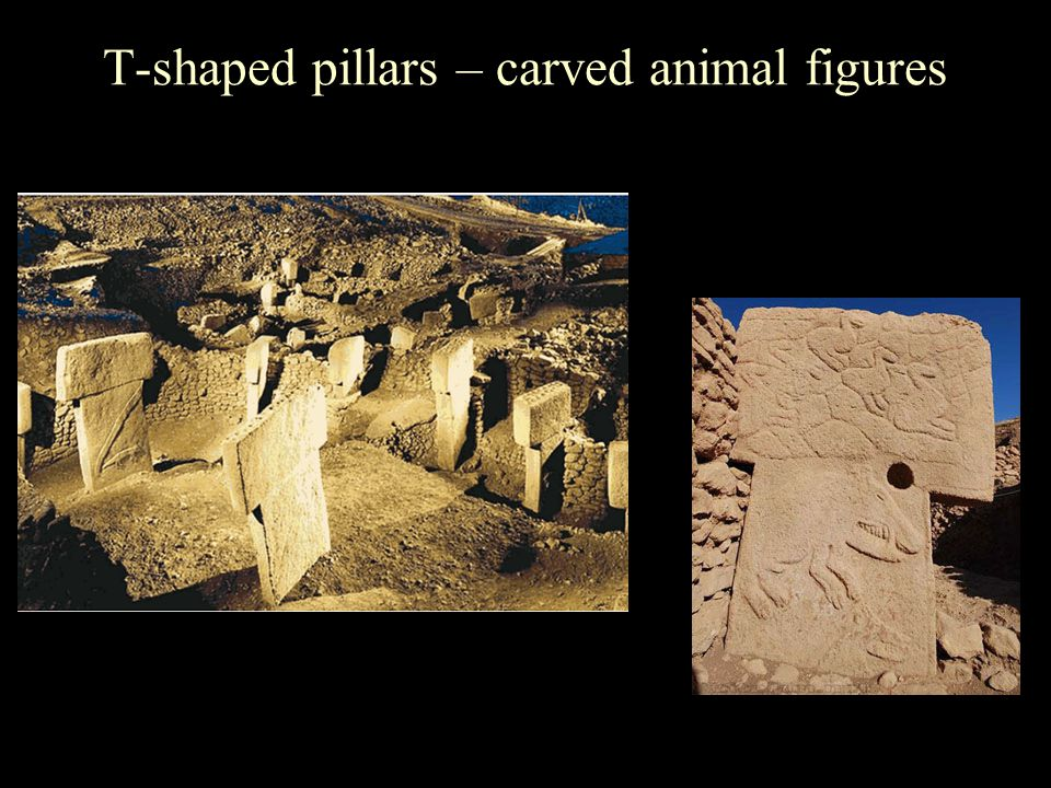 Recreations of Göbekli Tepe