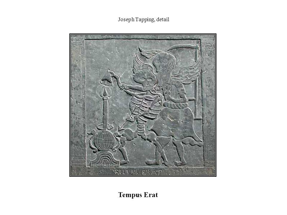 Joseph Tapping, detail Tempus Erat