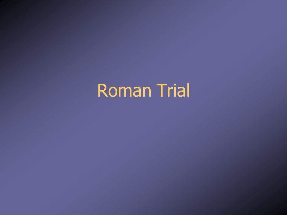 Roman Trial