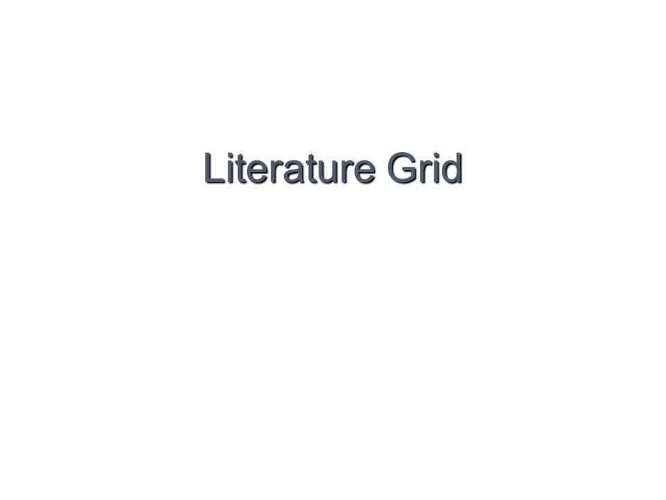 Literature Grid