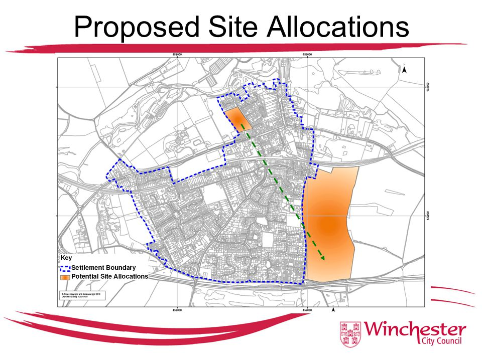 Proposed Site Allocations