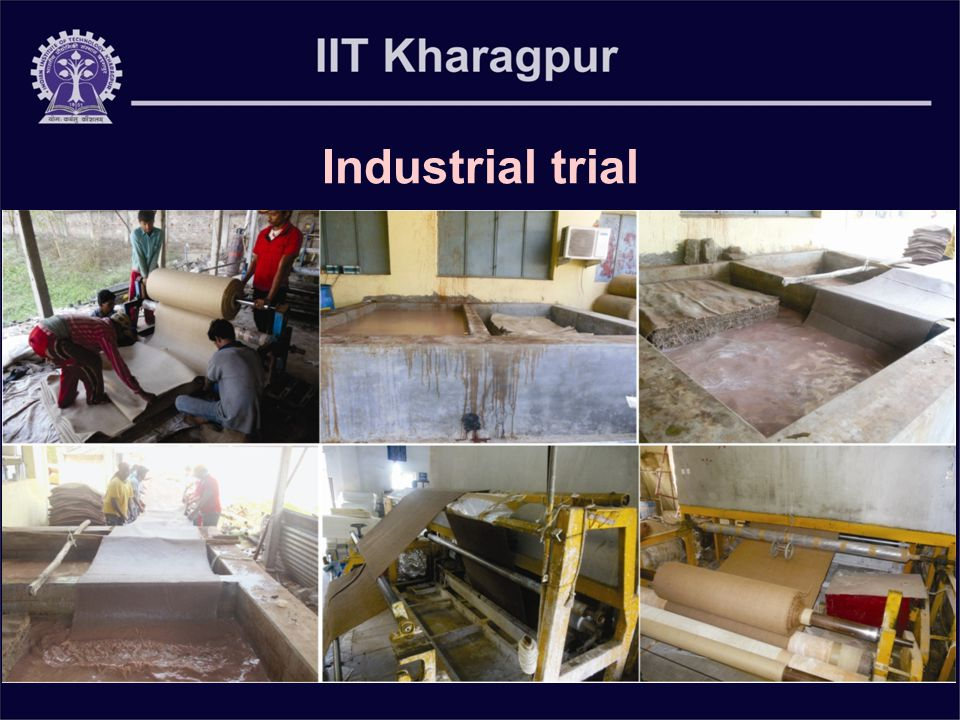 Industrial trial