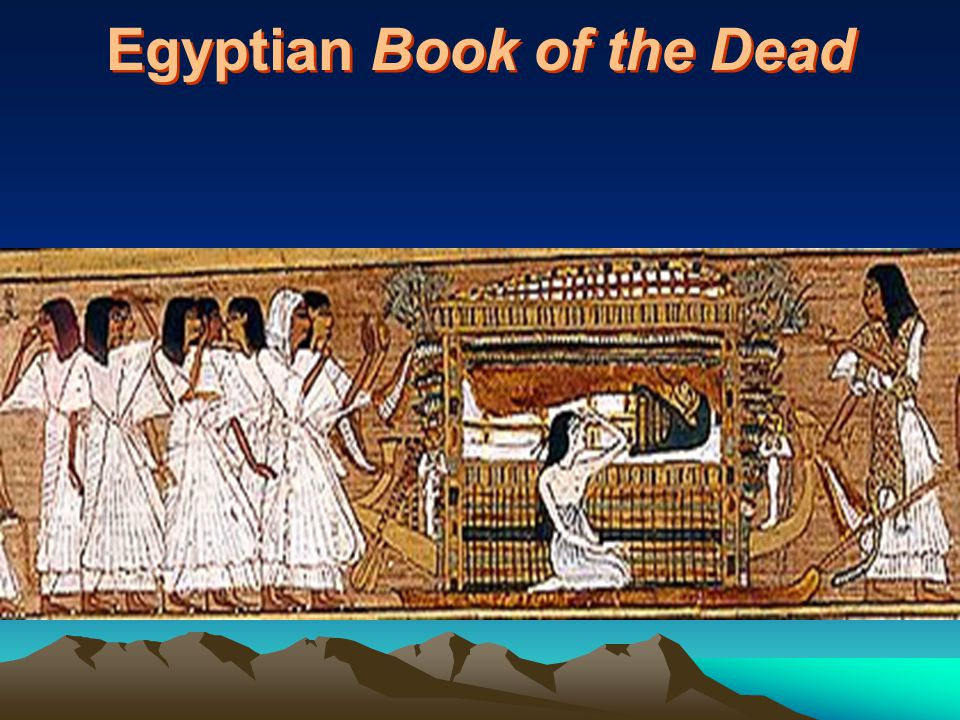 The family of the mummy recited spells while priests used special instruments to touch different parts of the mummy's face. The Egyptians believed tha