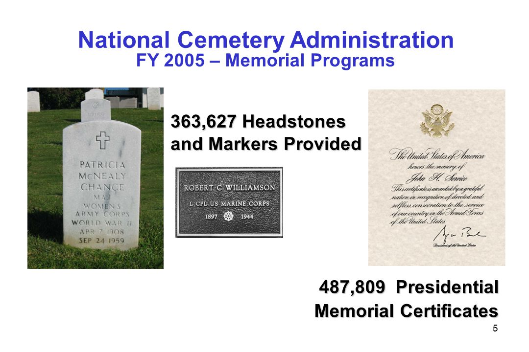 16 NCA Gravesites Maintained 550,000 600,000 650,000 700,000 750,000 200020012002 2003 200420052006 2007 20082009 2010 20112012 2013 20142015 2,000,000 2,400,000 2,800,000 3,200,000 3,600,000 Gravesites MaintainedVeteran Deaths
