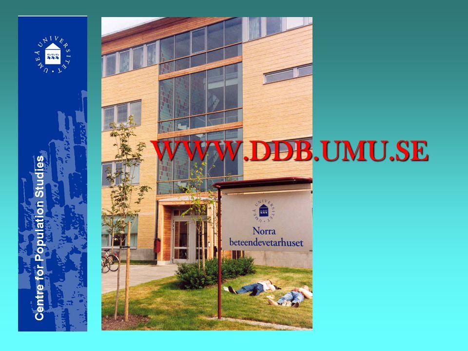 WWW.DDB.UMU.SE