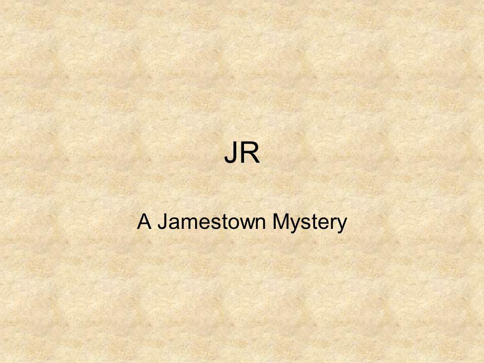 JR A Jamestown Mystery
