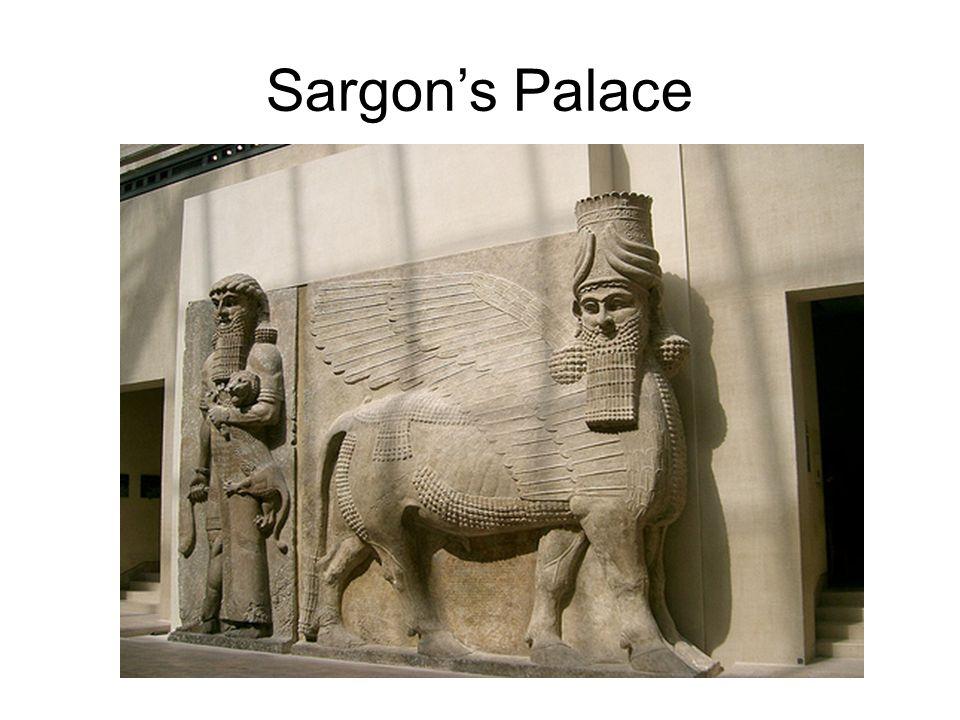 Sargon's Palace