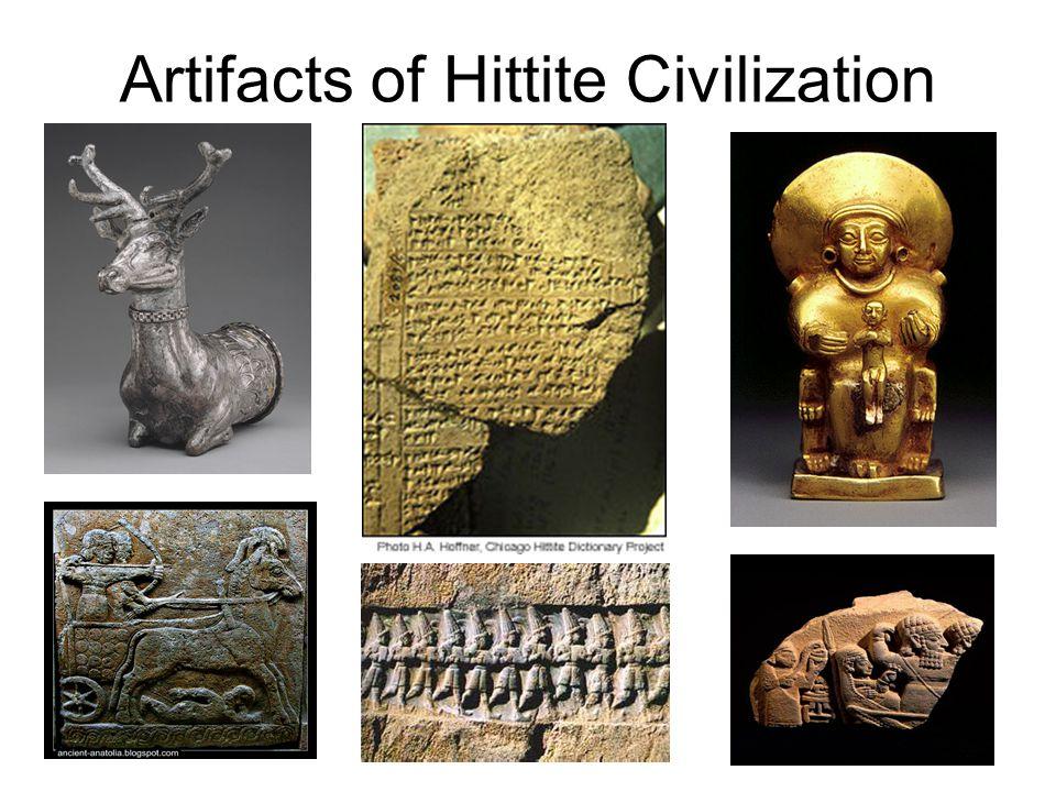 Artifacts of Hittite Civilization