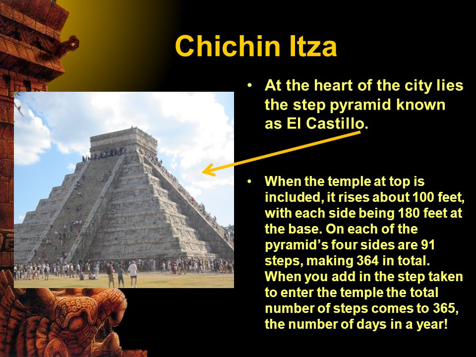 Chichin Itza Chichen Itza is a city in Mexico's Yucatan peninsula that thrived between the 9th and 13th centuries A.D.