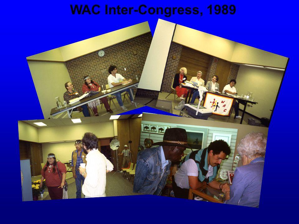 WAC Inter-Congress, 1989