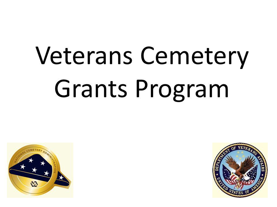 Veterans Cemetery Grants Program