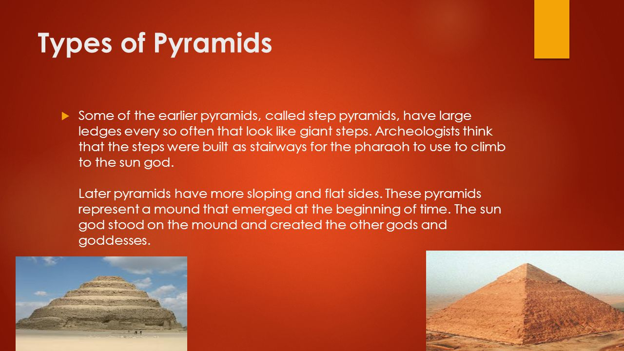 How big were the pyramids. There are around 138 Egyptian pyramids.