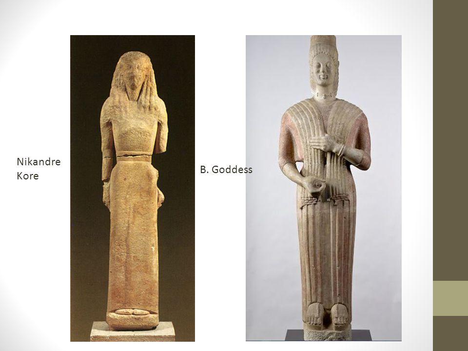 Nikandre Kore B. Goddess