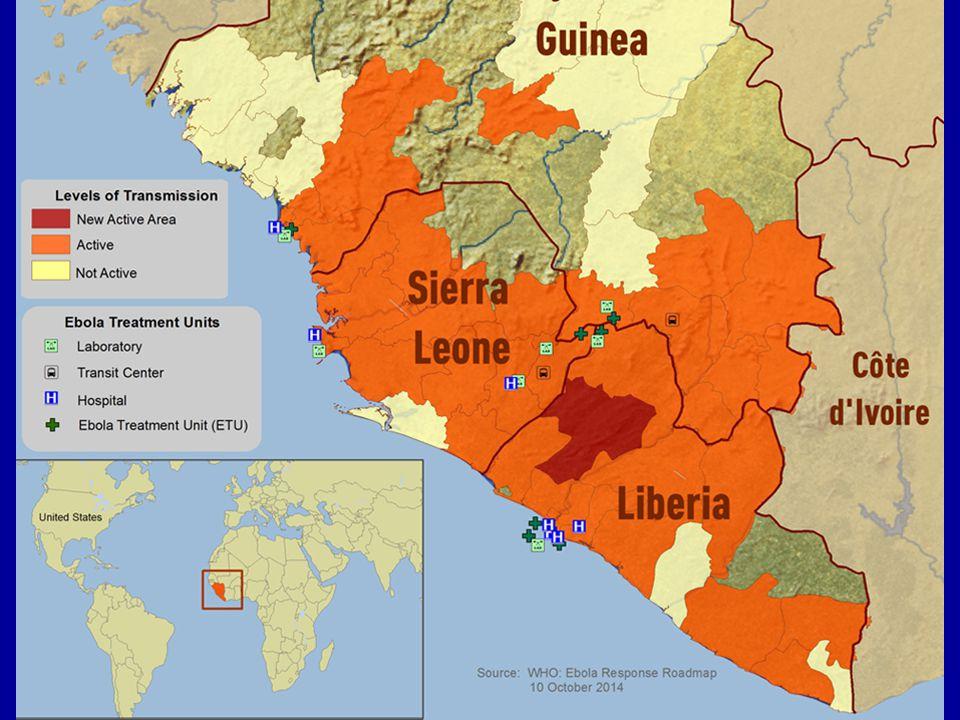Ebola 2014- West Africa