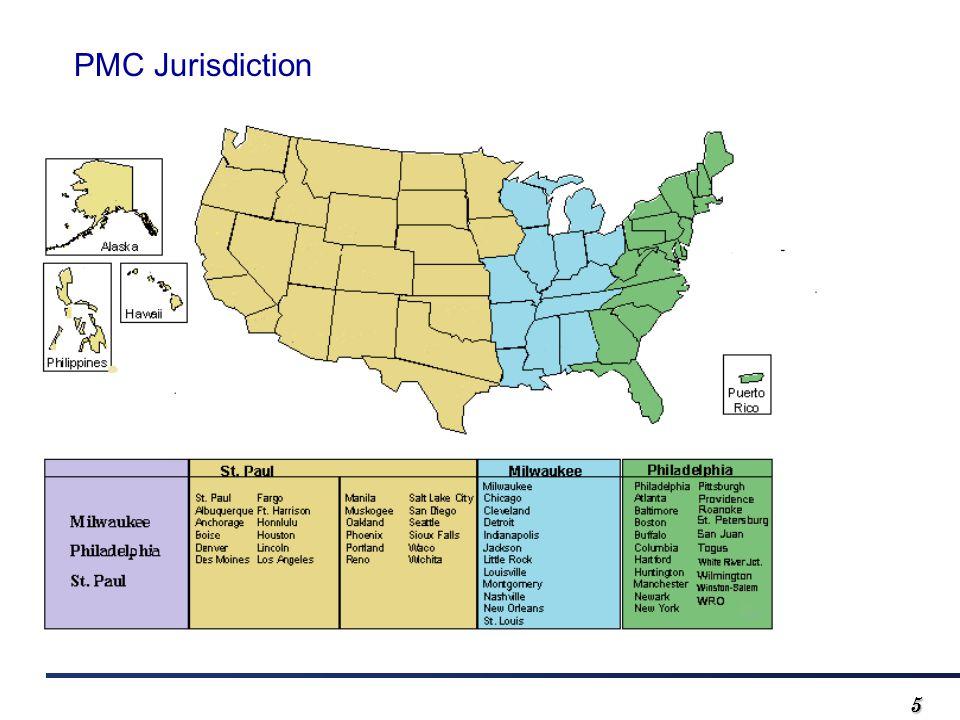 55 PMC Jurisdiction
