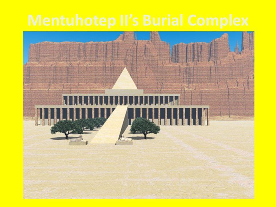 Mentuhotep II's Burial Complex