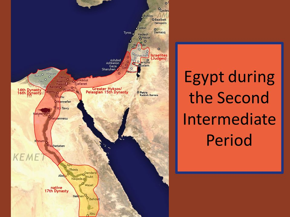 Egypt during the Second Intermediate Period