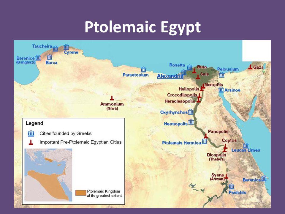 Ptolemaic Egypt