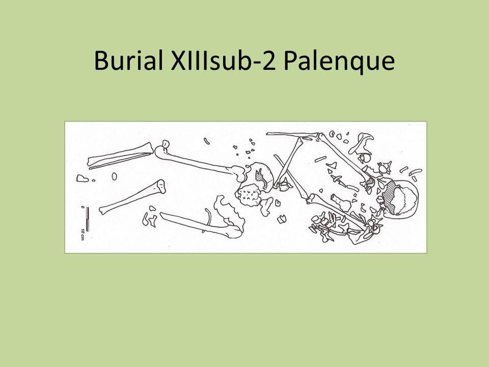 Burial XIIIsub-2 Palenque
